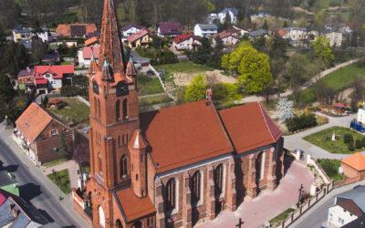 Porządek Mszy św. w parafii Farnej w Śmiglu