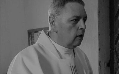 Zmarł śp. ks. Dariusz Jankowiak